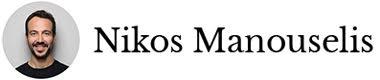 Nikos Manouselis Blog Logo